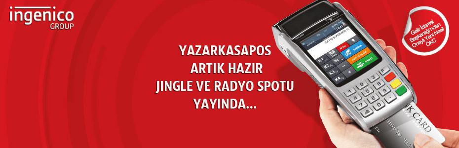 Ingenico Jingle ve Radyo Spotu