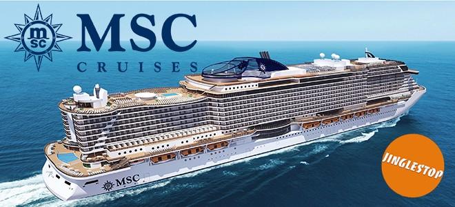 MSC Cruises Banner